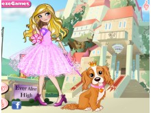 Online ever after high játékok